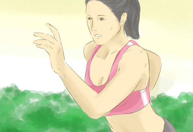 Repos entraînement musculaire